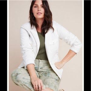 NWT Anthropologie Neve Utility Jacket